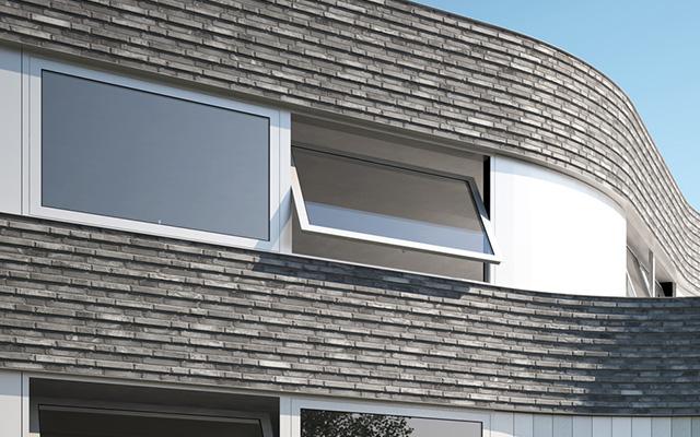 Apertura a bilico serramenti vetrar ser lecco for Finestre a bilico verticale