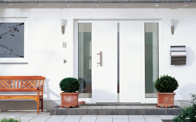 Porte d 39 ingresso serramenti vetrar ser lecco for Esterno s r o